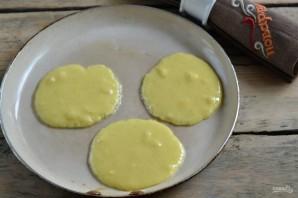 Банановые оладьи - фото шаг 6