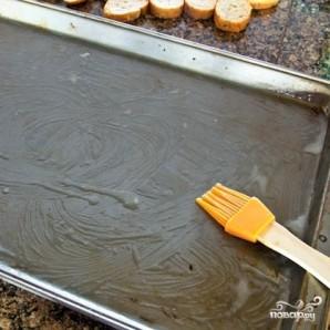 Гренки с сыром и морковью - фото шаг 8