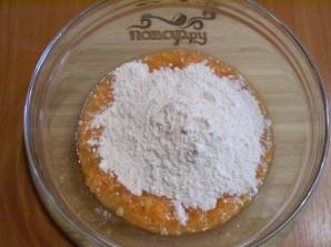 Пирог из тыквы в духовке - фото шаг 4