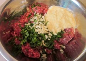Рулет из говядины с моцареллой - фото шаг 5