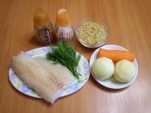 Рыбный суп с вермишелью - фото шаг 1