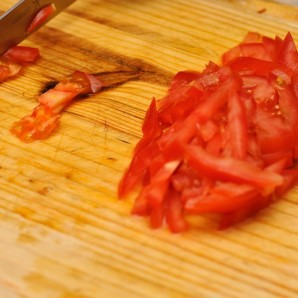 Салат из баклажанов - фото шаг 3