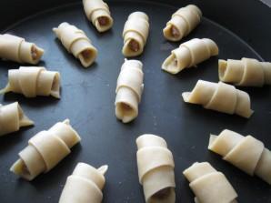 Мутаки с орехами - фото шаг 4