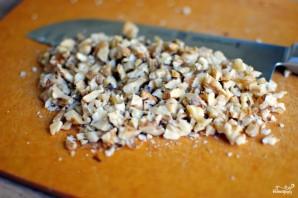 Фасоль с орехами - фото шаг 8