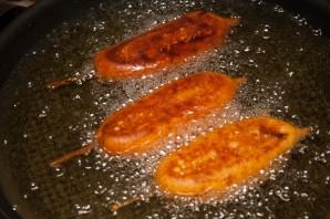 Сосиски во фритюре - фото шаг 7