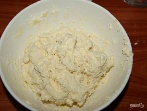 Ленивые сырники из творога - фото шаг 1