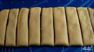 Пирожки с черникой - фото шаг 5
