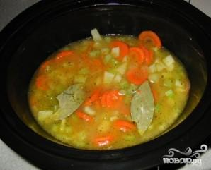 Чечевичный суп - фото шаг 4