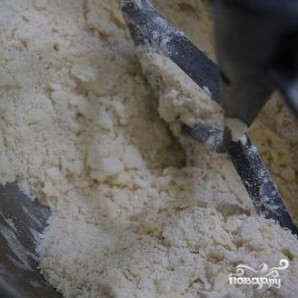 Печенье с сыром Чеддер - фото шаг 1