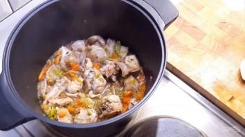 Вкусный суп из кролика - фото шаг 3