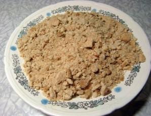 Колбаска из печенья - фото шаг 2