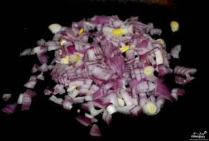 Паста с белыми грибами - фото шаг 3