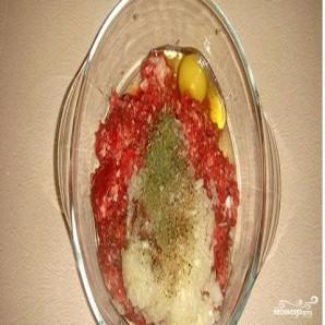 Итальянский суп с куриными фрикадельками - фото шаг 2