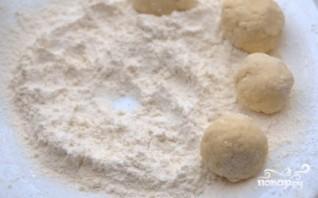 Сырные пончики - фото шаг 2