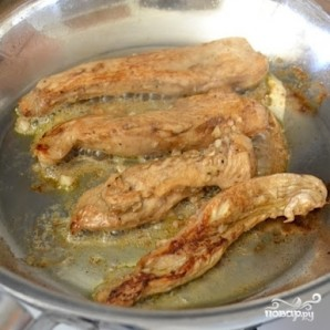 Курица в медовом соусе - фото шаг 4