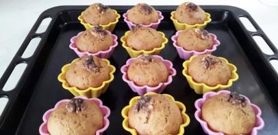 Кексы без дрожжей - фото шаг 7