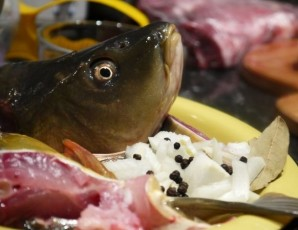 Рыбный суп из сазана - фото шаг 5