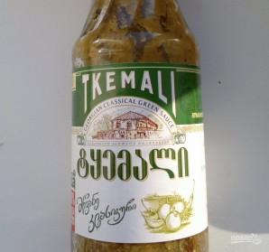"""Утка в соусе """"Ткемали"""" с мёдом - фото шаг 2"""
