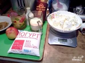 Творожно-манный пирог в духовке - фото шаг 1