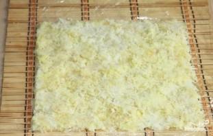 Картофельные роллы - фото шаг 4