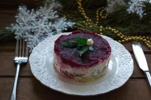 Салат легкий и вкусный - фото шаг 5
