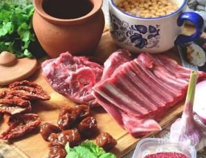 Пити (азербайджанский суп) - фото шаг 1