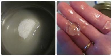 Эклеры с белковым кремом - фото шаг 3