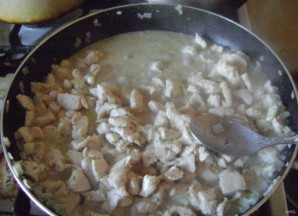Вкусная слоеная самса - фото шаг 2