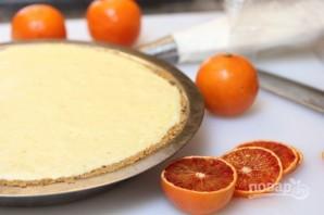 Пирог с мандаринами - фото шаг 7