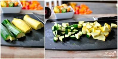 Кускус с овощами - фото шаг 4