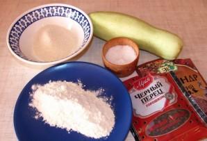 Вегетарианские блинчики - фото шаг 1