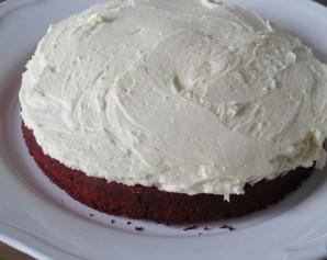 Торт красный - фото шаг 12