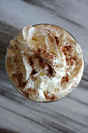 Кофе латте - фото шаг 5