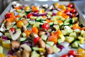 Кускус с овощами - фото шаг 8