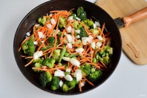 Стир-фрай из овощей - фото шаг 6