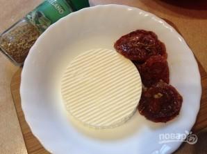 Булочки с соленым сыром и вялеными помидорами - фото шаг 3