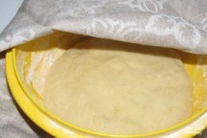 Пирог с брусникой и сметаной - фото шаг 5