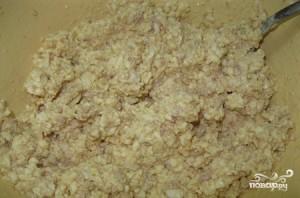 Гренки с печенью трески - фото шаг 4