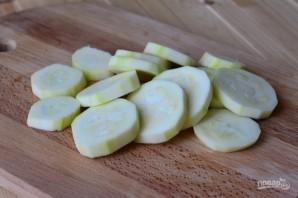 Картофельная запеканка с кабачком - фото шаг 2