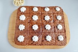 Шоколадные пирожные со вкусом миндаля - фото шаг 15