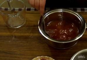 Сельдь в томатном маринаде - фото шаг 2