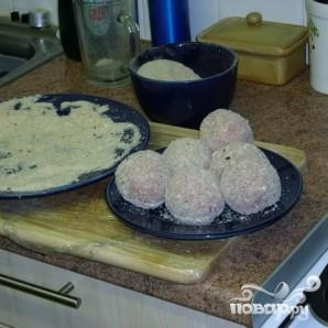 Шотландские яйца - фото шаг 6