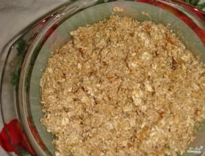 Печенье с грецким орехом - фото шаг 2