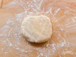 Пирог с кокосовой начинкой - фото шаг 3