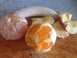 Салат из бананов и апельсинов - фото шаг 2