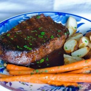 Мясо по-кубински - фото шаг 9