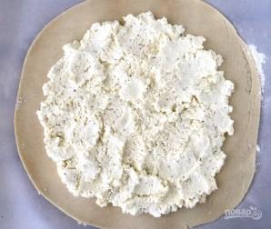 Легкий овощной тарт с сыром - фото шаг 4