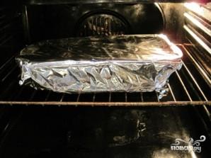 Ребрышки с картошкой в духовке - фото шаг 7