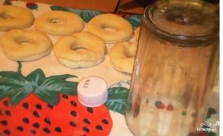 Бездрожжевые пончики - фото шаг 2