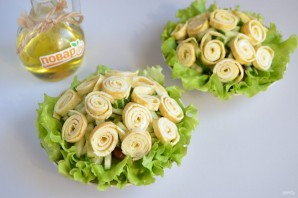 Салат на праздничный стол - фото шаг 12